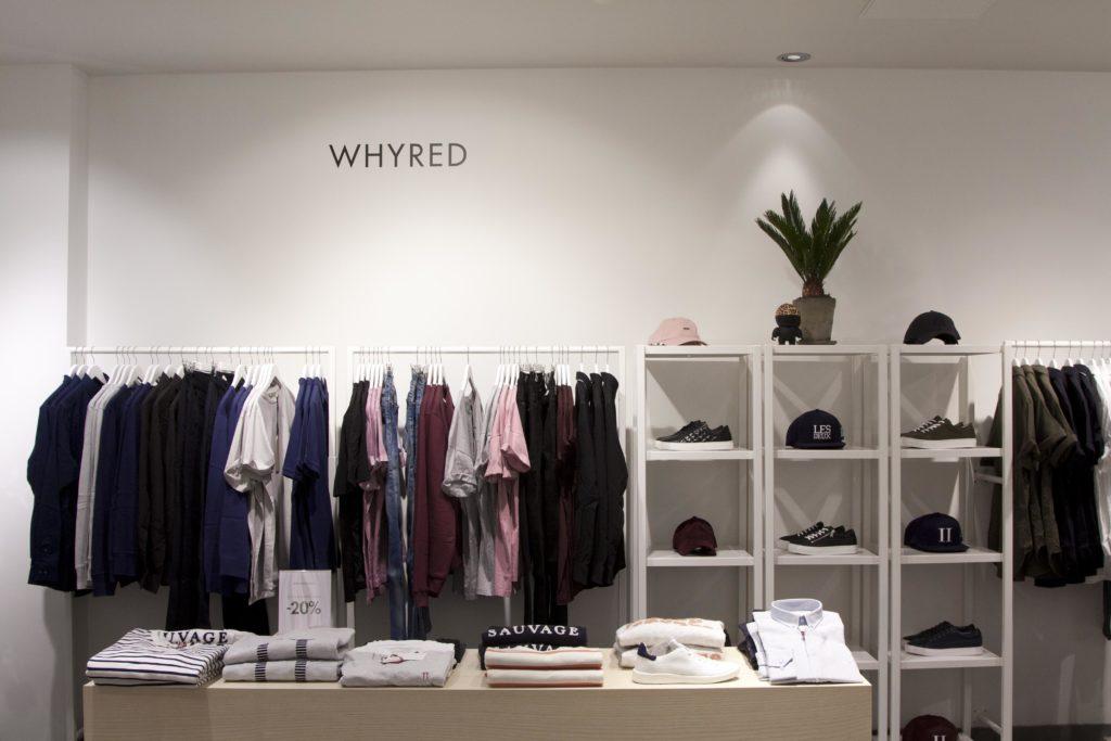 whyred